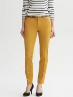 Mustard trousers from Banana Republic at Banana Republic