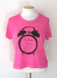 My Routine Tee by Bethany Mota at Aeropostale