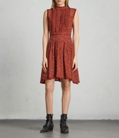 Myra Pepper Dress at All Saints