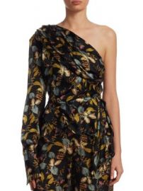 NICHOLAS - Ava Floral Top at Saks Fifth Avenue