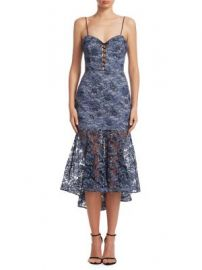 NICHOLAS - Whisper Lace Dress at Saks Fifth Avenue