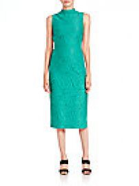 NO  21 - Allegra Cutout Lace Dress at Saks Fifth Avenue
