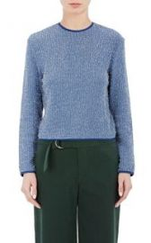 NOMIA Shrunken Sweater at Barneys