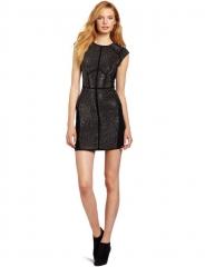 Nailhead dress by Rebecca Taylor at Amazon