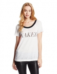 Naked tee by Chaser at Amazon