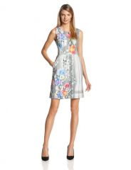 Nanette Lepore Floral Dress at Amazon