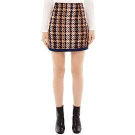 Nasty Skirt at Sandro