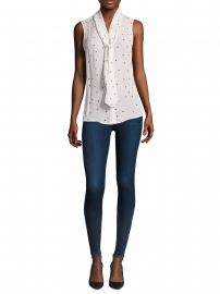 Natalia Star Top by L\\\'Agence at Saks Fifth Avenue