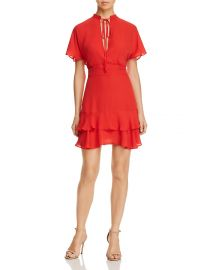 Natalie Chiffon Dress at Bloomingdales