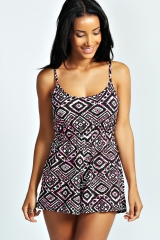 Natasha Romper at Boohoo