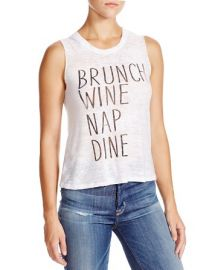 Nation LTD Camden Brunch Tank - 100 Bloomingdaleand039s Exclusive at Bloomingdales