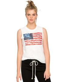 Nation LTD Camden Muscle Tee  at Bluefly