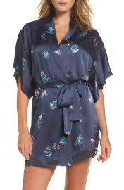 Natori Papillon Print Wrap at Nordstrom