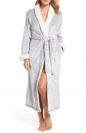Natori Plush Velour Robe at Nordstrom