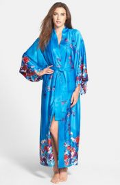 Natori and39Nadjaand39 Charmeuse Robe at Nordstrom