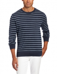 Nautica striped sweater at Amazon