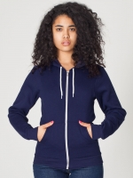 Navy hoodie from American Apparel at American Apparel