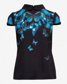 Nealie Butterfly Collective Top at Ted Baker