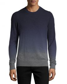 Neiman Marcus Dip Dyed Sweater at Last Call