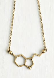Neurotransmit Your Love Necklace at ModCloth