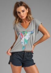 New Mexico tee by Chaser at Revolve