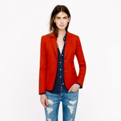 New Schoolboy Blazer at J. Crew