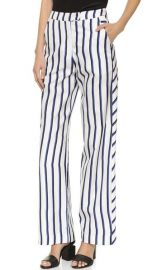 Nicholas Dual Stripe Wide Leg Pants at Shopbop