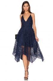 Nicholas Geo Floral Lave Ball Dress at Revolve