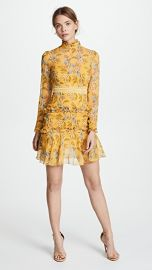 Nicholas Long Sleeve Mini Dress at Shopbop