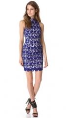 Nicholas Peony Lace Sleeveless Dress at Shopbop