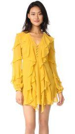 Nicholas Ruffle Mini Dress at Shopbop