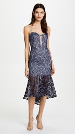 Nicholas Whisper Lace Up Dress at Shopbop