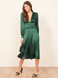 Nicola Dress at Reformation