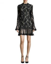 Nicole lace dress by Alexis x at Neiman Marcus