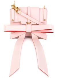 Niels Peeraer Bow Detail Shoulder Bag - at Farfetch