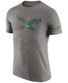 Nike Men s Philadelphia Eagles Historic Logo T-Shirt at Macys