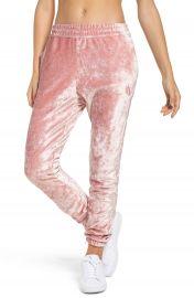Nike NikeLab Essentials Women s Velour Pants at Nordstrom