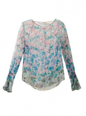 Nina Ricci Floral Blouse at Matches