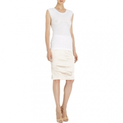 Nina Ricci Textured Knit Shell at Barneys