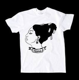Nina T-Shirt by Deer Dana at Deer Dana