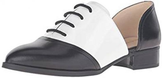 Nine West Women s Nevie Leather Oxford at Amazon
