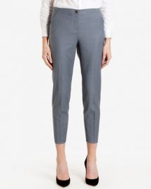 Nisat Polished Suit Pant at Ted Baker