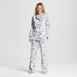 Nite Nite Munki Munki  Snowman Flannel Pajamas at Target