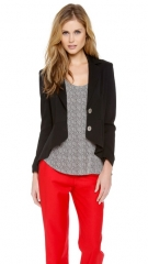 Nonoo Wool Riding Jacket at Shopbop
