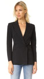Norma Kamali Double Breasted Blazer at Shopbop