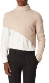Normandie Mono Sweater at Acne