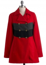 North Woods Coat by Modcloth at Modcloth