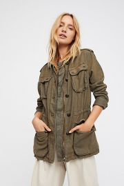 Not Your Brother\'s Surplus Jacket at Free People