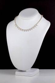 NouveauTique Swarovski Pearl Necklace Choker at Etsy
