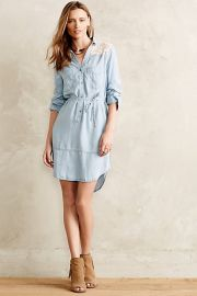 Novela Shirtdress at Anthropologie